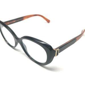 Burberry Unisex Black and Brown Eyeglasses!